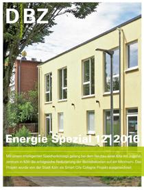 Energie Spezial DBZ